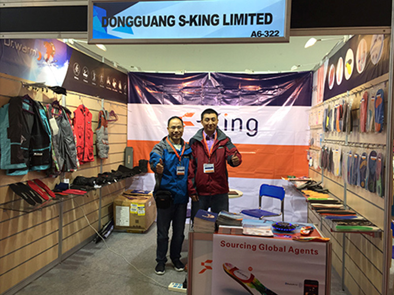 Germany Fair Exhibition Booth of S-king