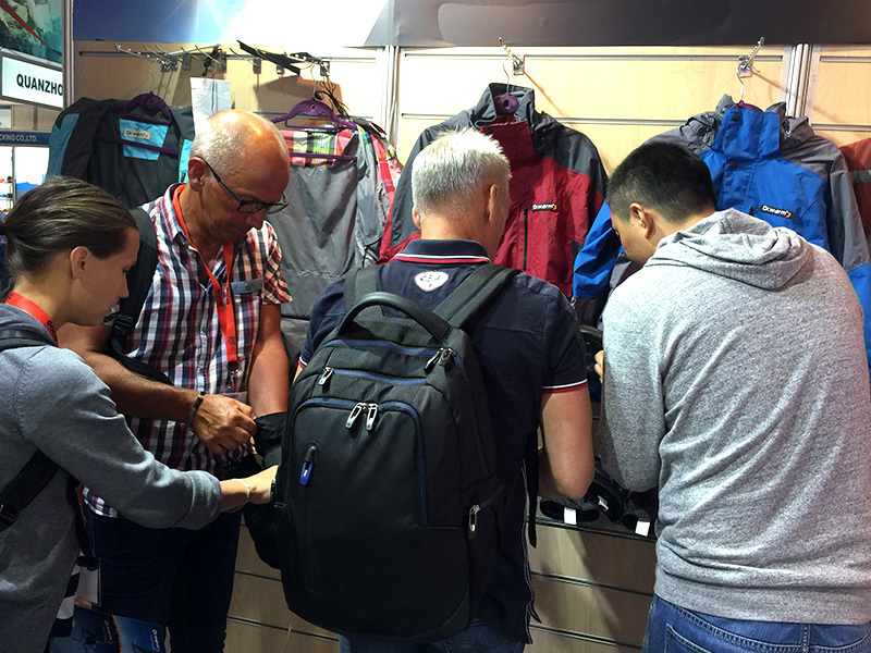 Lost of customers are interested in our heated clothing